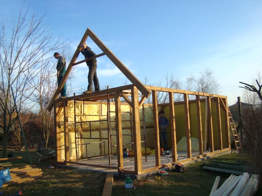 Wspaniały Jak zbudować drewniany garaż? Radzimy krok po kroku SY81