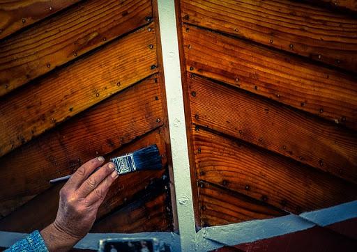 impregnowanie drewna woskiem