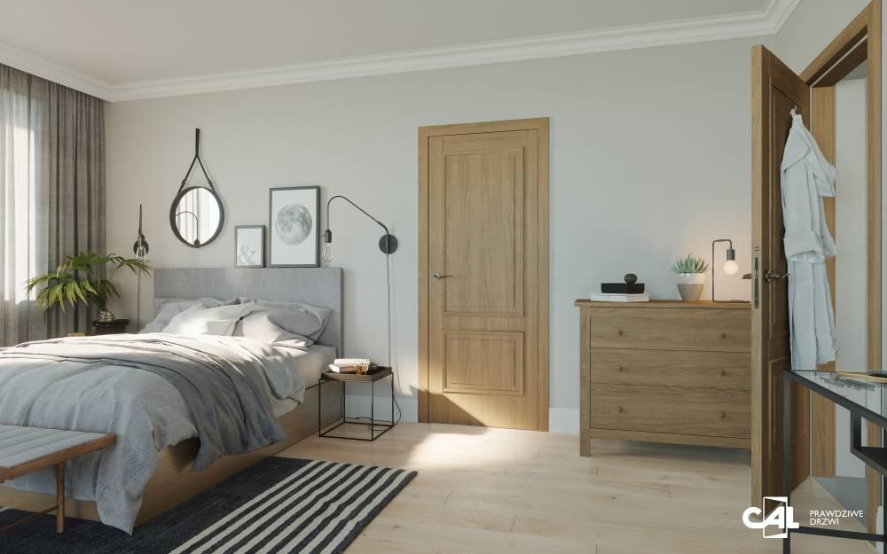 Jak wygląda produkcja drewnianych drzwi wewnętrznych?