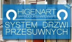 HIGENART - System Drzwi Przesuwnych