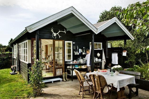 15 Fantastycznych Letnich Kuchni W Ogrodzie Lub Na Tarasie