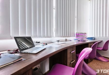 Meble biurowe na wymiar do kancelarii finansowej