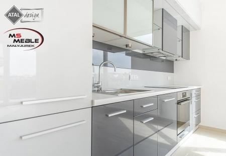 Kuchnia wykonana dla Atal Design przez MS-meble