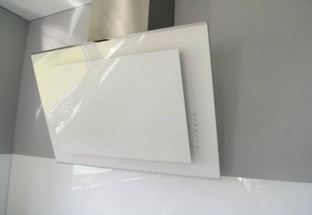 Kuchnia cała na biało od Unique by Groch