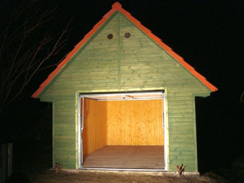 Jak Zbudować Drewniany Garaż Radzimy Krok Po Kroku