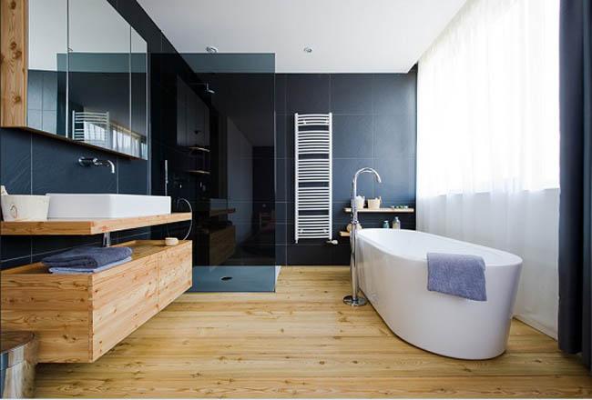Drewno W łazience Co Warto Wiedzieć
